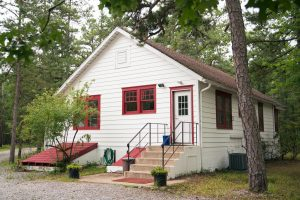 The Pinelands Field Station Main Office